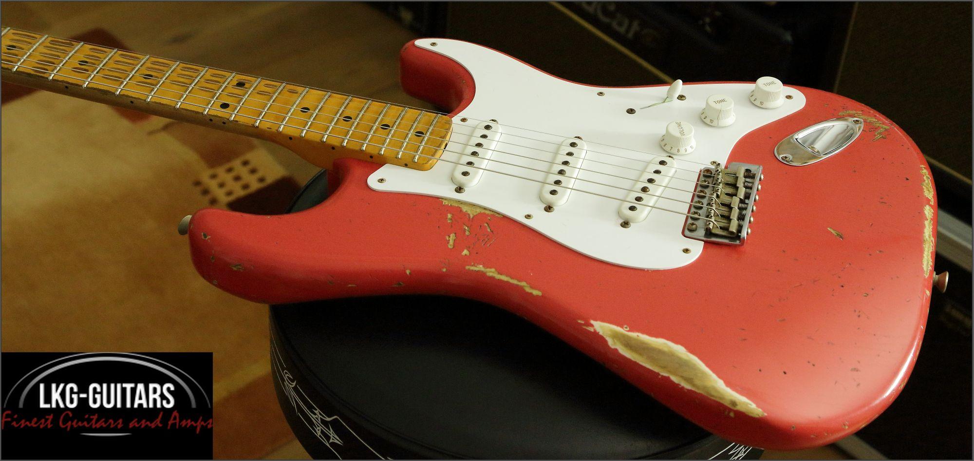 Fender Custom Shop 60th-Anniversary-1954 Heavy-Relic