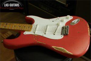 Fender CS 1954 Strat-HRDR 011
