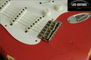 Fender CS 1954 Strat-HRDR 012