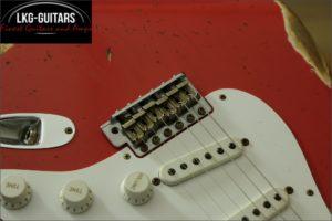 Fender CS 1954 Strat-HRDR 014
