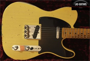 Fender Fender CS Tele 1952 NOCB001