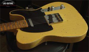 Fender Fender CS Tele 1952 NOCB008