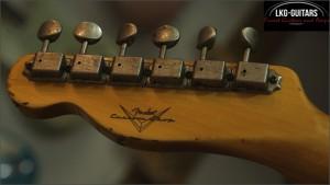Fender Fender CS Tele 1952 NOCB016