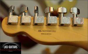 Fender Telecaster Mexico 3TS 006