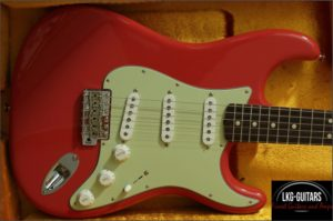 Fender CS Stratocaster  NOS FR002