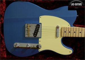 Fender CS Telecaster  NOS LPB 001