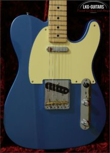 Fender CS Telecaster  NOS LPB 002