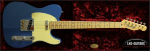 Fender CS Telecaster  NOS LPB 004
