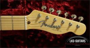 Fender CS Telecaster  NOS LPB 007