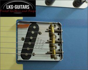 Fender CS Telecaster  NOS LPB 011
