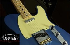 Fender CS Telecaster  NOS LPB 012