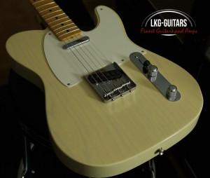 Fender CS Tele 1954 WB 001