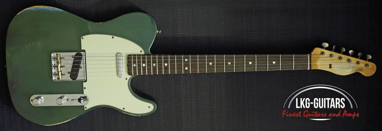 Fender Custom Shop 1964 Telecaster Olive Drap