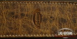 LKG-Guitars Ledergurt 002