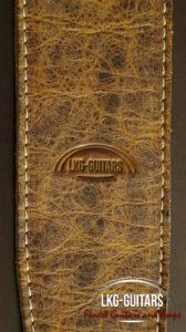 LKG-Guitars Ledergurt 003
