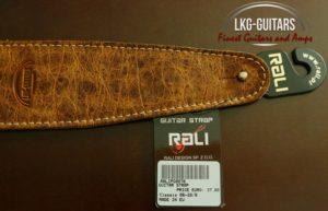LKG-Guitars Ledergurt 004