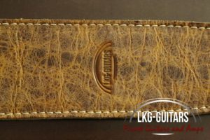 LKG-Guitars Ledergurt 007