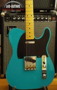 Fender CS Tele 1952 TT013