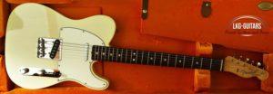 Fender AV 1964 Tele AWB 016