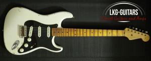 Fender Ancho Poblano Strat WBL 020