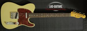 Fender CS 1960 Tele MB YS 017