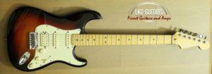 Fender Deluxe Strat 3TS 013