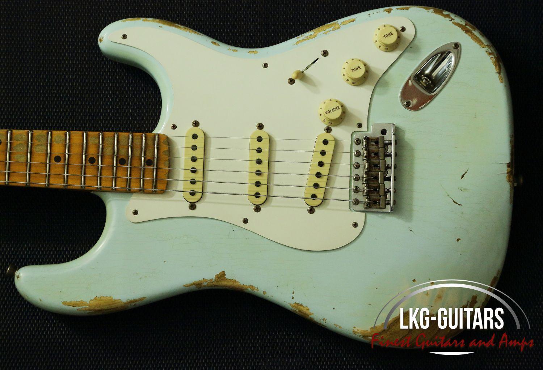 Fender-CS-Strat-1956-FSB-LTE-014 Wiring Fender Stratocaster on