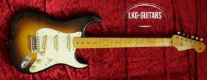Fender CS Strat 57 2TS JM 016