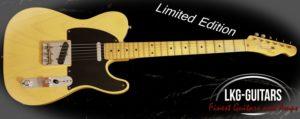 Fender CS Tele 1954 LTE 113