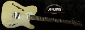 Fender CS Thinline Tele 004
