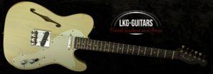 Fender CS Thinline Tele 004