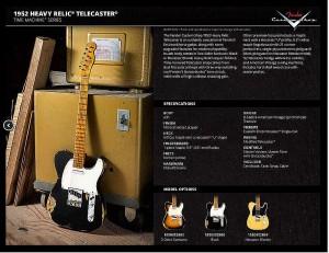 Fender CS 1954 100