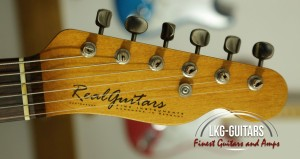 Real Guitars Tele Custom 007