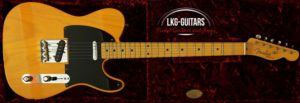 Fender Masterbuilt TK 1952 004