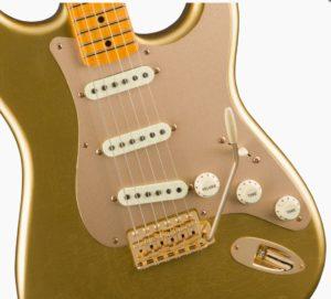 Fender LTE Gold 005