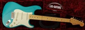 Fender CS Strat TT 009