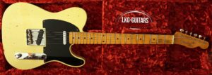 Fender CS 1952 Tele VW Relic 006