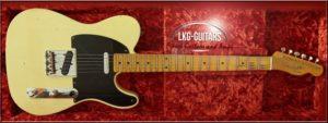 Fender CS Tele 1952 VW 009