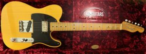 Fender CS Tele 52 BS HB 008