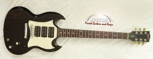 Gibson SG Special 3PU 007