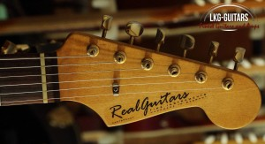 Real guitars SRV Strat 008