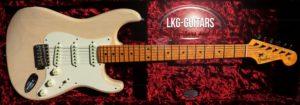 Fender POSTMODERN STRAT MPL LCC004