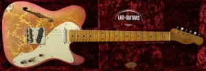 Fender Thinline Tele 005