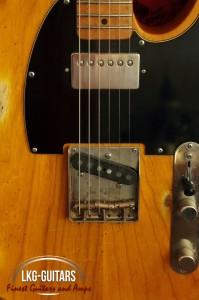 Real Guitars CS Tele 009