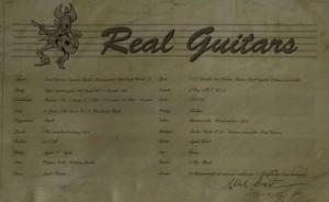 Real Guitars CS Tele 010