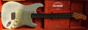 Fender CS Strat OW Relic 008