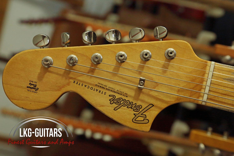 Fender Customshop JIMI HENDRIX VOODOO CHILD™ STRATOCASTER