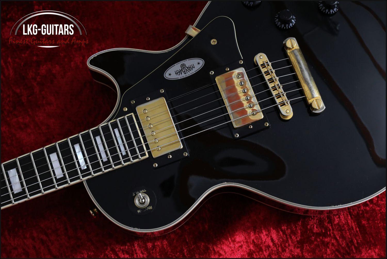 maybach lester black velvet '57 custom aged incl. maybach luxus case
